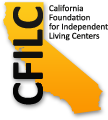 Logo of California Foundation for Independent Living Centers (CFILC)